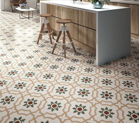 Hotel Restaurant 200x200mm Ceramic Floor Tiles